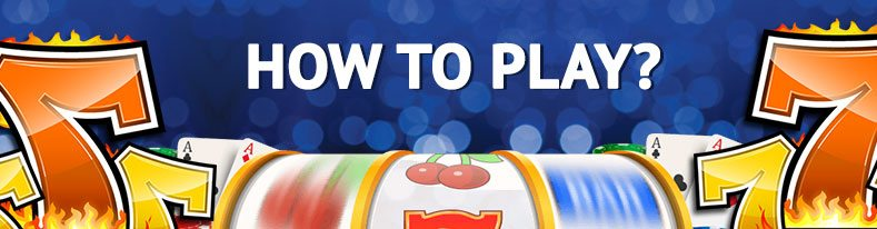 how to play sizzling hot deluxe slot