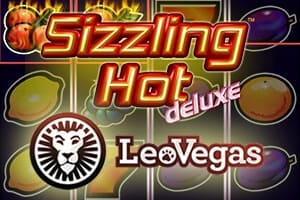 Sizzling Hot Deluxe at Leo Vegas